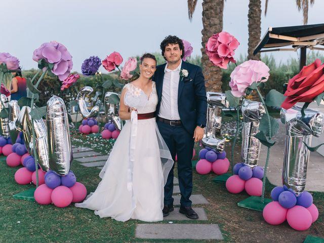 Il matrimonio di Bruno e Valentina a San Teodoro, Sassari 31