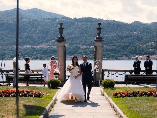 Il matrimonio di Fabio e Margherita a Orta San Giulio, Novara 18