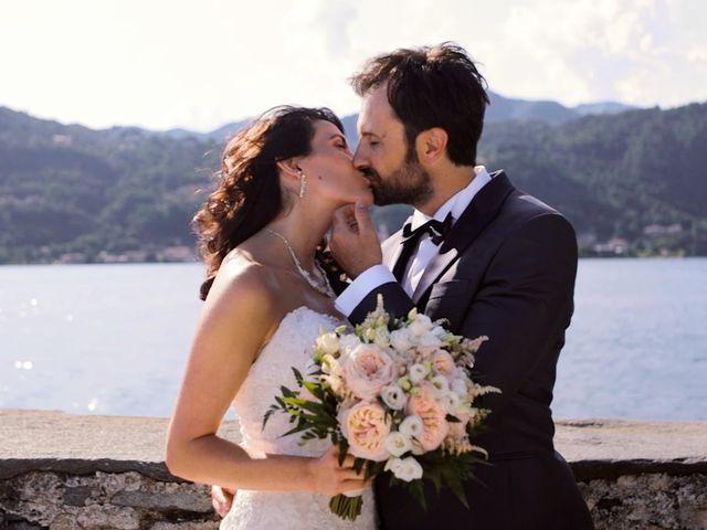 Il matrimonio di Fabio e Margherita a Orta San Giulio, Novara 31