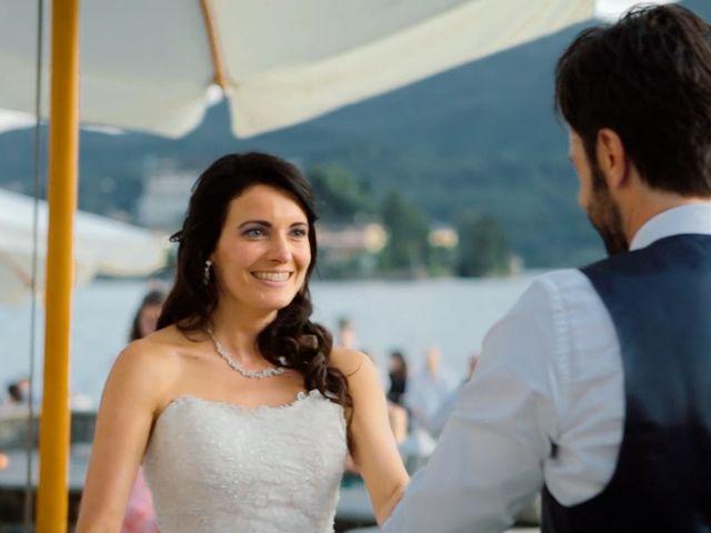 Il matrimonio di Fabio e Margherita a Orta San Giulio, Novara 41