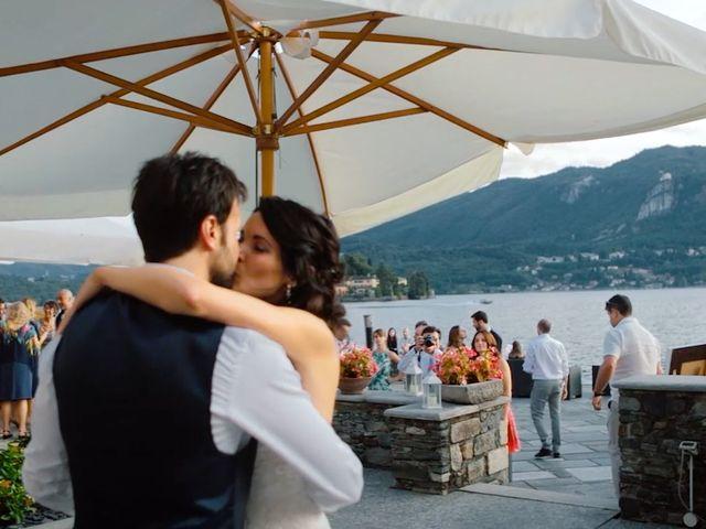 Il matrimonio di Fabio e Margherita a Orta San Giulio, Novara 44