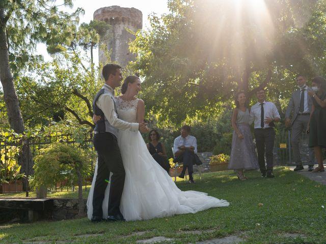Il matrimonio di Loris e Elisa a Alassio, Savona 3