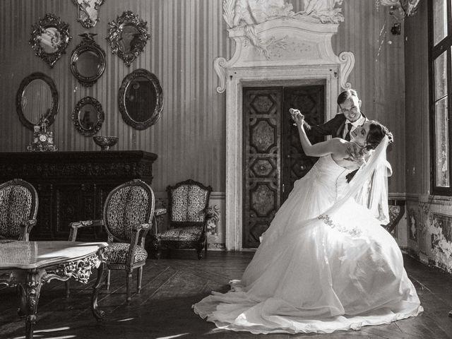 Le nozze di Reida e Alessio