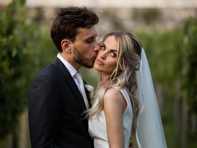 Le nozze di Valeria e Corrado
