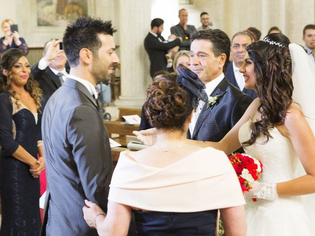 Il matrimonio di Marco e Alessia a Roma, Roma 16