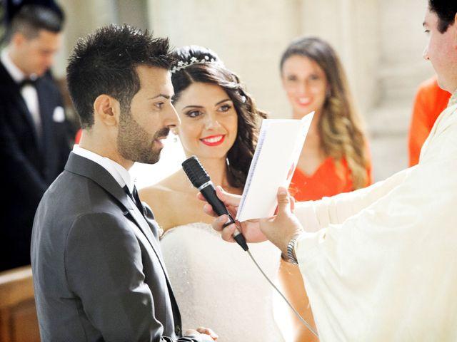 Il matrimonio di Marco e Alessia a Roma, Roma 17