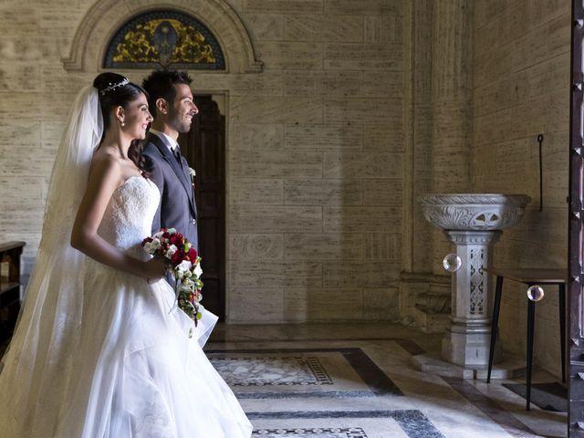 Il matrimonio di Marco e Alessia a Roma, Roma 20