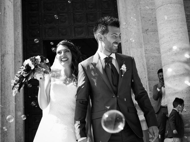 Il matrimonio di Marco e Alessia a Roma, Roma 21