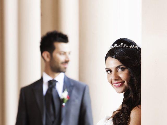 Il matrimonio di Marco e Alessia a Roma, Roma 22