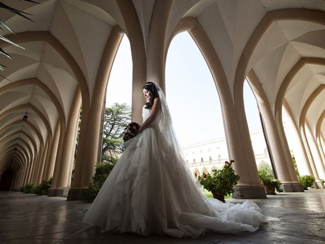 Il matrimonio di Marco e Alessia a Roma, Roma 2