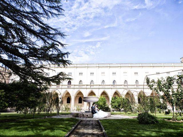 Il matrimonio di Marco e Alessia a Roma, Roma 25