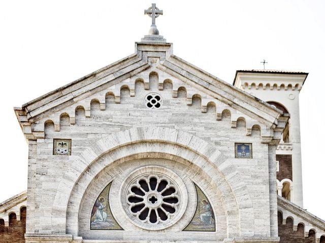 Il matrimonio di Marco e Alessia a Roma, Roma 27