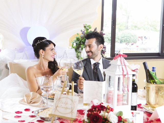 Il matrimonio di Marco e Alessia a Roma, Roma 32