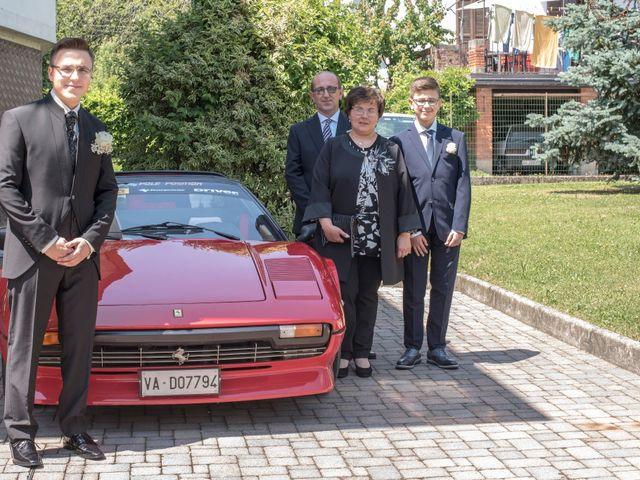 Il matrimonio di Alessandro e Sharon a Varese, Varese 19