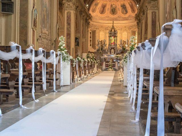 Il matrimonio di Alessandro e Sharon a Varese, Varese 23