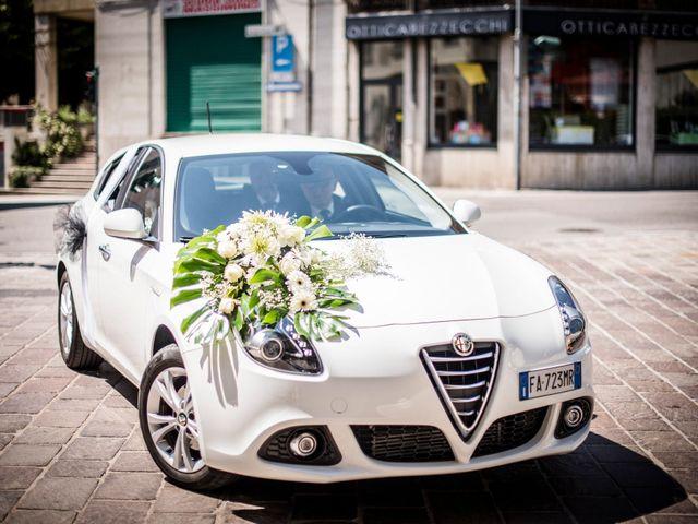 Il matrimonio di Alessandro e Sharon a Varese, Varese 25