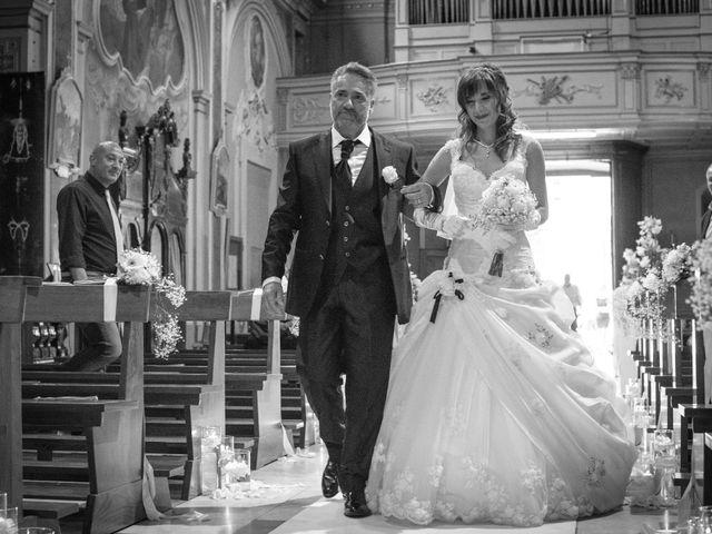 Il matrimonio di Alessandro e Sharon a Varese, Varese 28
