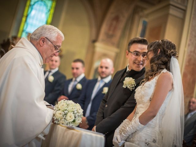 Il matrimonio di Alessandro e Sharon a Varese, Varese 30
