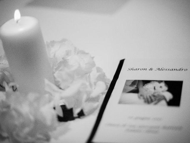 Il matrimonio di Alessandro e Sharon a Varese, Varese 35