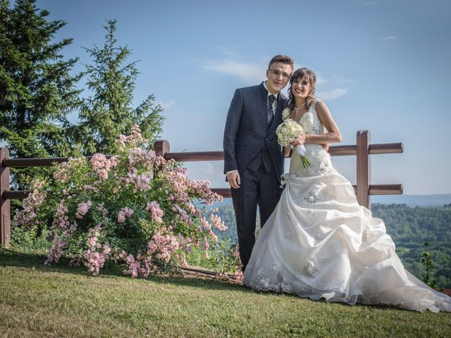 Le nozze di Sharon e Alessandro