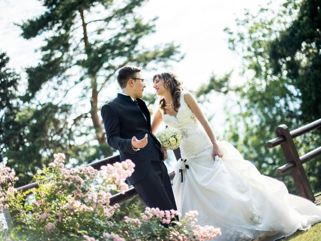 Il matrimonio di Alessandro e Sharon a Varese, Varese 40