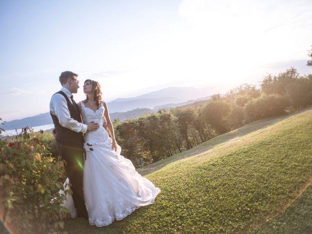 Il matrimonio di Alessandro e Sharon a Varese, Varese 46