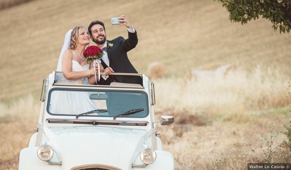 Il matrimonio di Mauro e Silvia a Caltanissetta, Caltanissetta