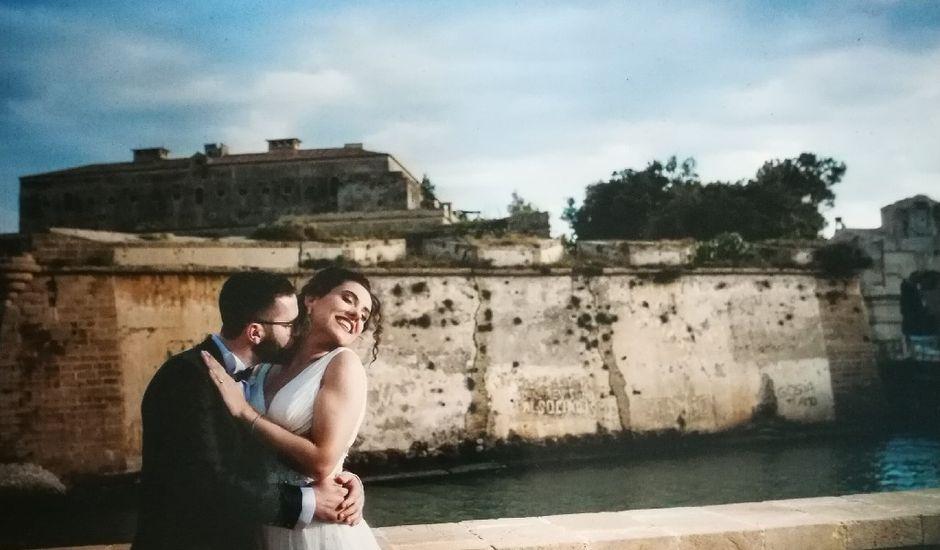 Il matrimonio di Alessandro e Giorgia a Augusta, Siracusa