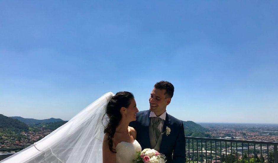 Il matrimonio di Alessandro e Irene a Nembro, Bergamo