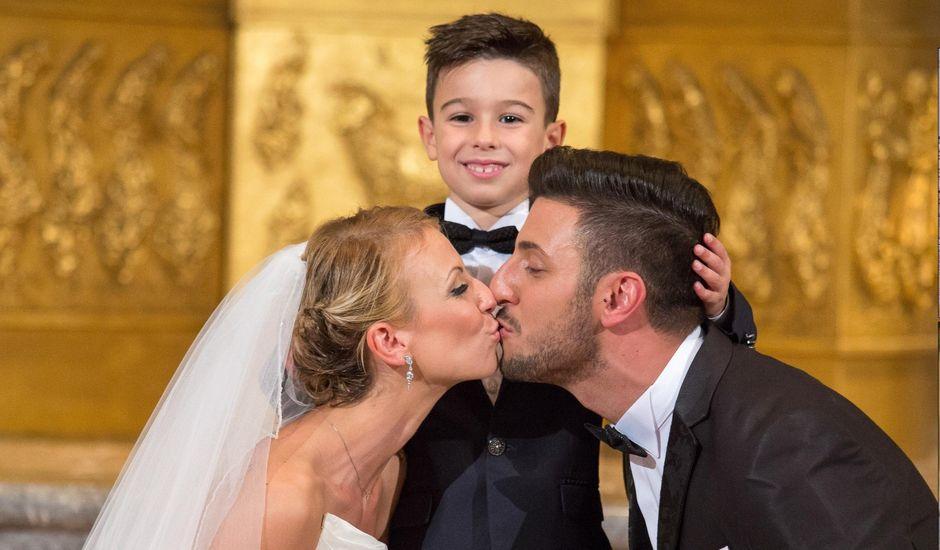 Il matrimonio di Elena e Vincenzo a Cefalù, Palermo