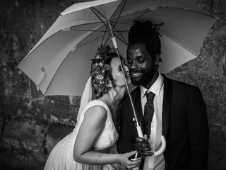 Le nozze di Carola e Joao