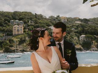 Le nozze di Louise e Kenton
