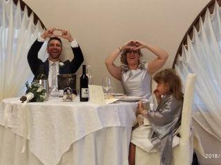 Le nozze di Rafael e Chiara 1