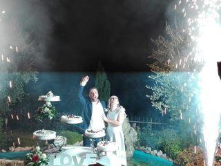Le nozze di Rafael e Chiara