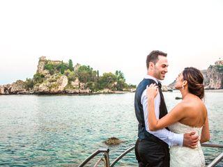 Le nozze di Simone e Manuela