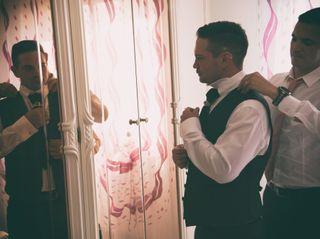 Le nozze di Alice e Michael 2