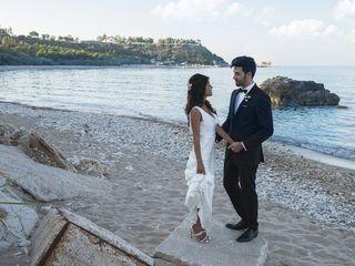 Le nozze di Maria e Sergio