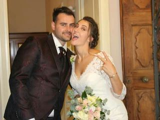 Le nozze di Valentina Ratti e Andrea Sangalli 1