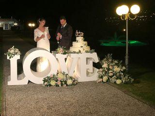 Le nozze di Valentina Ratti e Andrea Sangalli
