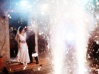Le nozze di Luca e Karen