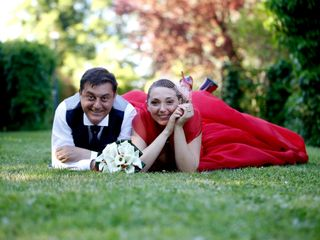 Le nozze di Alberto e Dominique 3