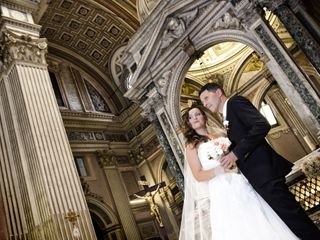 Le nozze di Germana e Giuseppe