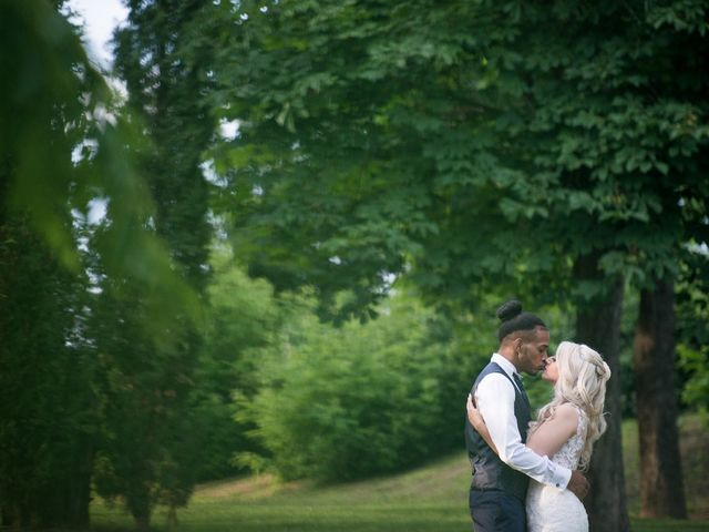 Le nozze di Alessia e Raiky