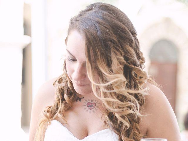 Il matrimonio di Alan e Veronica a Fossombrone, Pesaro - Urbino 11
