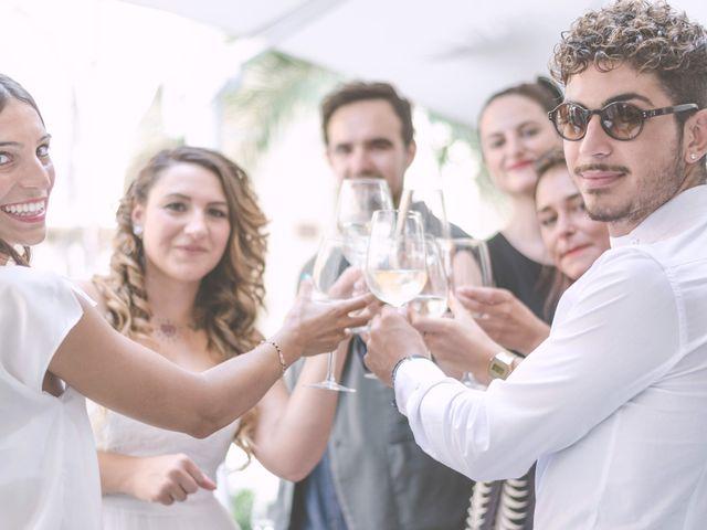 Il matrimonio di Alan e Veronica a Fossombrone, Pesaro - Urbino 1