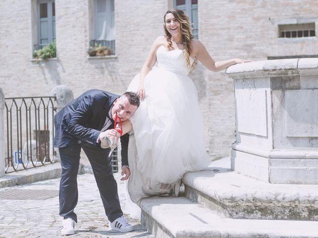Le nozze di Veronica e Alan