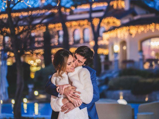 Le nozze di Alexandra e Matteo