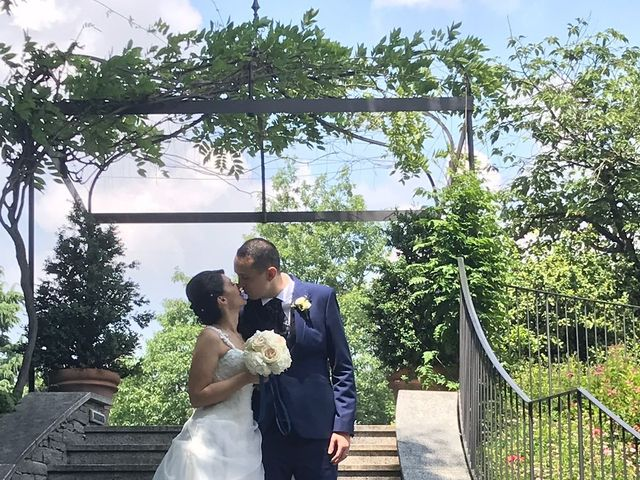Il matrimonio di Loris e Anna a Lurate Caccivio, Como 3