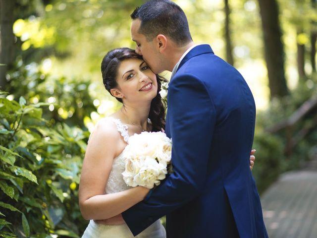 Il matrimonio di Loris e Anna a Lurate Caccivio, Como 2