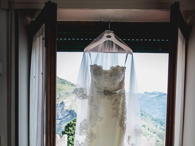 Il matrimonio di Manuela e Simone a Taormina, Messina 3